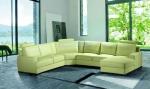 дизайнерски диван с лежанка