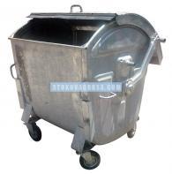 Кофа за битови отпадъци от метал