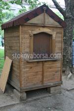 Проектиране на будки от дървен материал по поръчка