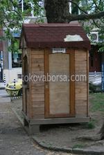 Индивидуален проект за изработка на дървена будка