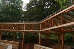 конструкция от дървен материал по поръчка