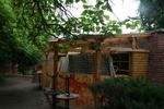 конструкция от дървен материал
