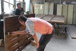 изработка на дървени огради
