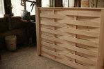 изработване на дървени огради по размери на клиента