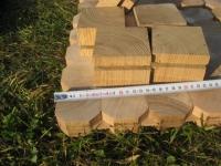 Дървени павета в различна големина и форма