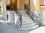 бетонни стълбища