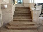 бетонно стълбище по поръчка