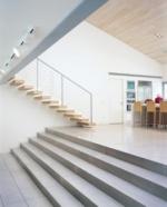 стълбище от бетон по поръчка