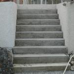 бетонни стълбища по поръчка