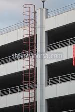изработка на външно метално стълбище по поръчка