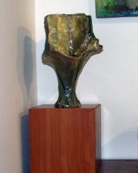 Керамика на Динко Ненов - Дърво