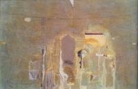 Авторска живописна картина Уловени сенки 2