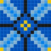 Фигурални мозайки за облицовка