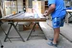 производство на дървен прозорец по поръчка