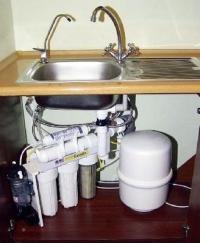 Монтаж на филтри за вода