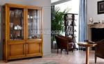 внос на луксозна италиански витрина от масив